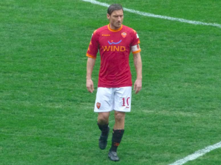 Serie A joukkueet AS Roma