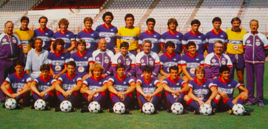 Serie A joukkueet Fiorentina