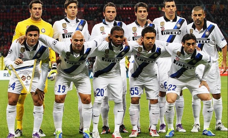 Serie A -joukkueet: Inter