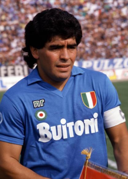 Serie A joukkueet Napoli