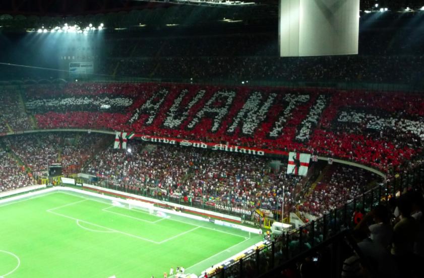 Serie A:n otteluohjelma: AC Milan vs. Inter
