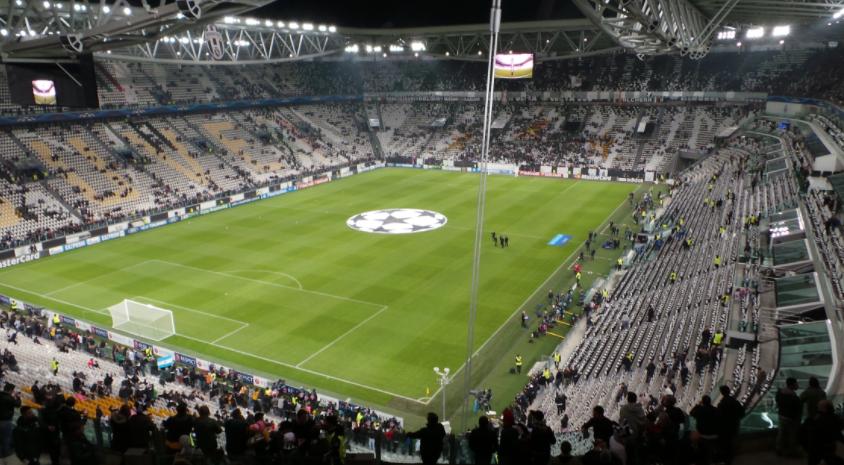 Serie A otteluohjelma - Juventus-AC Milan