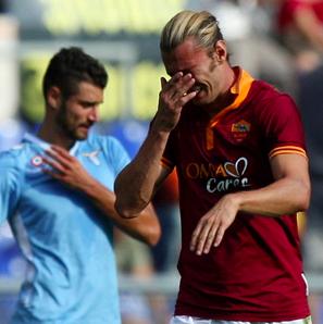 AS Roma SS Lazio derby della Capitale