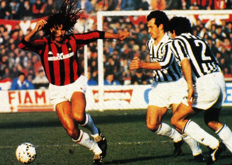 AC Milan vs. Juventus live stream netti-tv