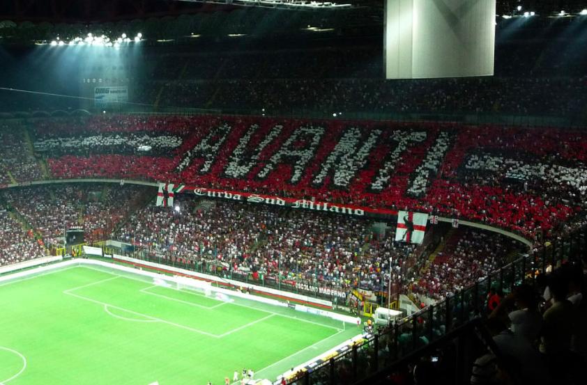AC Milan vs. Inter San Siro