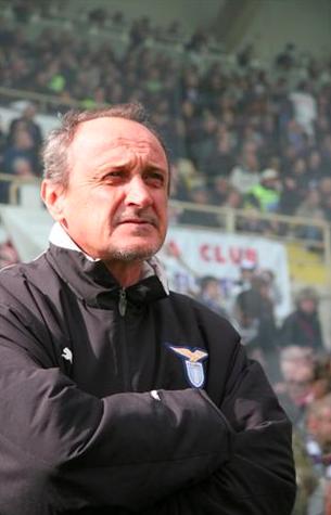 Fiorentinaa valmentanut Delio Rossi