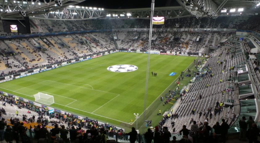 Juventus otteluohjelma