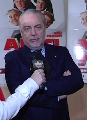 Napoli Aurelio de Laurentiis